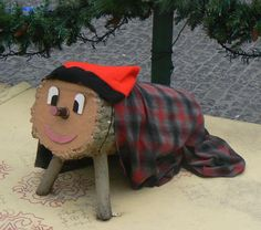 Tió de Nadal is a character in Aragones and Catalan mythology relating to a Christmas tradition widespread in Aragon and Catalonia.