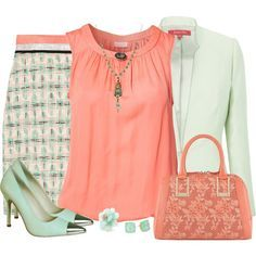 Spring Outfit, created by daiscat on Polyvore