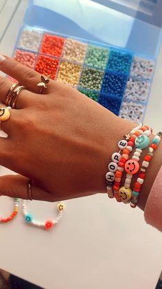 Trendy Beaded Bracelets