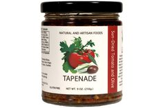 Sun-Dried Tomato Olive Tapenade – MOUTH