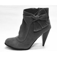 Lavanda Medium Heel Ankle Boot WF106a - Charcoal (Size: UK8)   Buy Online in South Africa   takealot.com South Africa, Charcoal, Booty, Ankle, Medium, Heels, Stuff To Buy, Fashion, Lavender