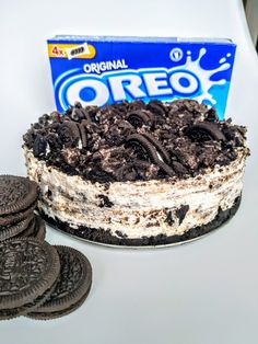 Oreo, New Recipes, Cereal, Food And Drink, Tasty, Sweets, Cookies, Breakfast, Cake