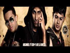 Ken-Y Ft Arcangel y De la Ghetto - Formula Perfecta (Original) La Formula (Letra)