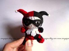 Harley Quinn Amigurumi by AnyaZoe