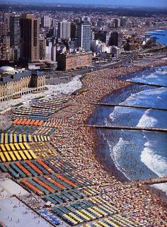 Mar del Plata- beach resort city, in Buenos Aires province, lively culture Places Around The World, Travel Around The World, Around The Worlds, Places To Travel, Travel Destinations, Places To Go, Argentine Buenos Aires, South America Travel, North America