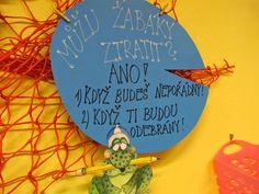 TVOŘÍM, TVOŘÍŠ, TVOŘÍME.... Crafts For Kids, Classroom, Christmas Ornaments, Holiday Decor, Frogs, Teaching Ideas, Humor, Crafts For Toddlers, Class Room