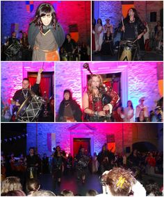 "Yesterday we enjoyed a ""Medieval evening"" out in the little village of Rocchetta di Cairo (Liguria, Italy)."