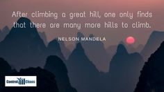 Productivity Quotes, Nelson Mandela, One And Only