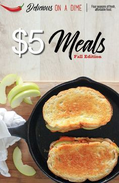 These five $5 meals