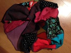Infinity scarf for girls