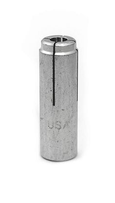 50 per box 304 Stainless Steel Drop-In Anchor with 1 Setting Tool CONFAST 3//8 Inside//Screw 3//8 diameter
