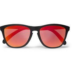 Oakley Frogskin Square-Frame Polarized Sunglasses
