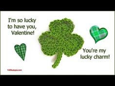 Crochet Tutorial: Shamrock Applique - YouTube