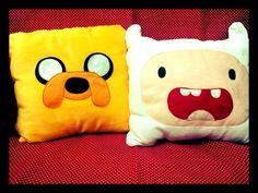Adventure Time - Pillow
