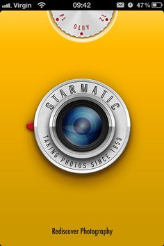 Application – Starmatic une belle alternative à Instagram !