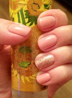 My favorite color nail polish