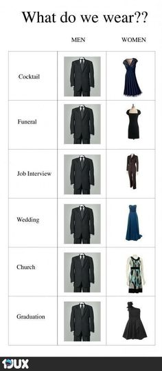 The suit is ALWAYS an option!