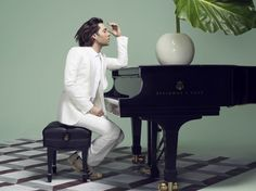 The Soundtrack Of My Life: Rufus Wainwright - Out Of The Game