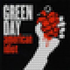 Green Day - American Idiot | 47 Iconic Album Covers Recreated With Legos