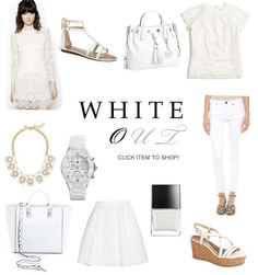 Simply Lulu Style white summer style