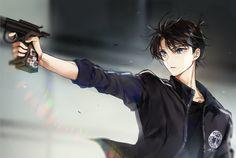 Shinichi Kudo_ The Gosho Boys _ Detective Conan Anime Oc, Garçon Anime Hot, Cool Anime Guys, Handsome Anime Guys, Cute Anime Boy, Gin Anime, Ran And Shinichi, Kudo Shinichi, Magic Kaito