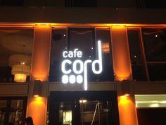 Cafe Cord in München, Bayern