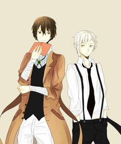 Dazai and Atsushi