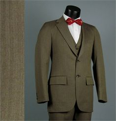 Vintage Mens Suit 1960s RICHMAN BROTHERS Light by jauntyrooster, $175.00