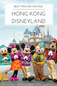 An insider's guide to Hong Kong Disneyland including best tips and special experiences to book.