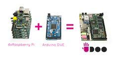 Das Kickstarter-Projekt Udoo macht derzeit von sich reden. Die Macher haben einerseits das Finanzierungsziel von 27.000 US-Dollar um 1.000 Prozent überschritten und andererseits ein Produkt, das die Vorteile von Raspberry Pi und Arduino kombiniert. Darüber hinaus soll es sowohl mit Linux als auch Android laufen.