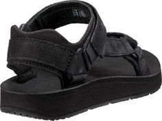 c99caa303479 Teva Original Universal Premier Leather Sport Sandal - Midnight Black  Women s 10 Teva Original Universal