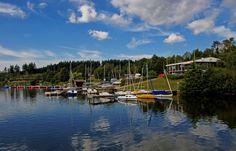Ein Tag am See, ....  ist bei diesem Wetter sicher das Richtige. Es gibt im Saarland ja einige. Z:B. der Losheimer Stausee