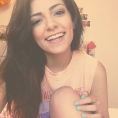 Bethany Mota <3 I love how she's been doing her eyebrows lately!