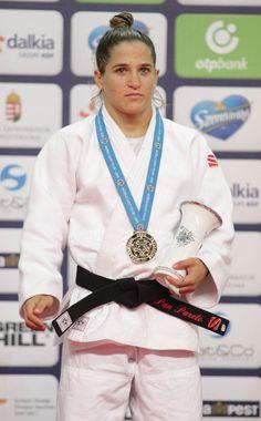 Paula Pareto (ARG) - Grand Prix Budapest (2015, HUN) - © JudoInside.com, judo news, photos, videos and results