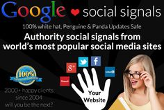 bestquality: create 5 Social Signals from 5 top social media sites for $5, on fiverr.com