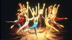 """Joffrey Ballet in """"Trinity"""": from Mavericks of American Dance,"""" a documentary directed by Bob Hercules. Joffrey Ballet, All About Dance, Ballet Companies, Dance Like No One Is Watching, Dance Tips, Lets Dance, Dance Photography, Documentaries, Dancer"""