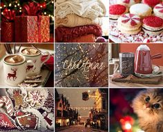 """A Christmas Collage For You… """"A Christmas collage for you…"""" via Photo — Surprising Lives by Amanda ricks Christmas Collage, Christmas Mood, Christmas Gift Guide, Noel Christmas, Christmas And New Year, All Things Christmas, Holiday Gifts, Christmas Breakfast, Collages"""