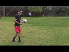 Youth Soccer : Beginning Soccer Goalie Drills - YouTube