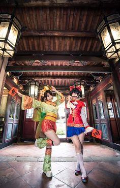 Da Qiao(Dynasty Warriors 4) | HIKO - xiao qiao WorldCosplay