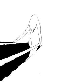 Que seus olhos não alcancem meus passos apressados para longe da sua casa rua à frente, sempre em frente. Que não descubra a coragem que não tive para parar, dizer que estava por perto e decidi trazer meu corpo cansado para o seu sofá em troca de uma conversa longa. Porque agora, sobre você, sou somente silêncio. Ou no máximo palavras entaladas na garganta. Então ando mais rápido, quase corro para longe do seu portão reformado com uma nova cor e tento esquecer que estive tão próxima a ponto…
