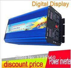 5000W Pure sinus omvormer high quality 5000 watt pure sine wave power, 12v 220v pure sine wave inverter #Affiliate