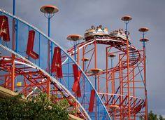 Cliff's Amusement Park | 26 Underrated Amusement Parks To Visit Before You Die