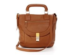 Tobacco Botkier Leon Hobo - also available in tree green and black