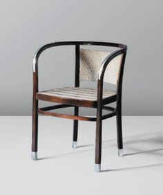 Otto Wagner Armchair ca. 1900
