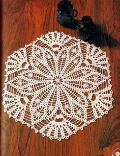 Crochet, dantel, dentelle, crochê....... - Le blog de Hanim