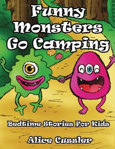 What could four funny monsters possibly get into while romping through the woods in the middle of a beautiful summer? Melton leads his friends into the woods full of confidence that he can keep them safe while enjoying the great outdoors for one weekend.