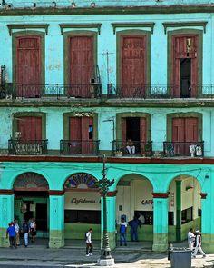 in Habana (Havana) , Cuba