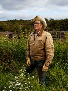 """""""This Land is Your Land"""" Joel Salatin wants to lead America back to the farm  Matt Eich for TIME"""