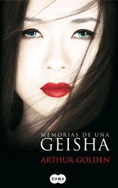 """""""Memorias de una Geisha"""" // Arthur Golden"""
