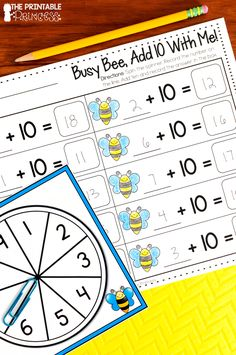 Spring Activities for Kindergarten. This packet includes over 35 interactive activities and partner games. Activities are either no prep or little prep. Skills include CVC words, word families, CVCe words, sight words, graphing, teen numbers, word problems, place value, and much more. Click through for more info.